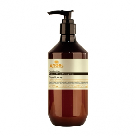 Orange Flower Shining Color Conditioner (For Colored Hair)