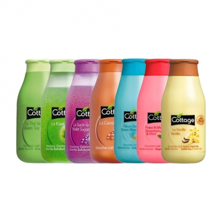7 Days Shower Gel
