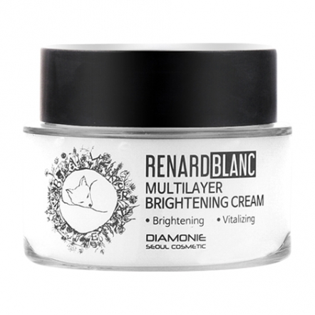 Multilayer Brightening Cream