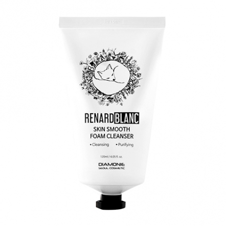 Skin Smooth Foam Cleanser