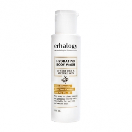 Erhalogy Hydrating Body Wash
