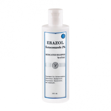 Erazol Medicated Shampoo