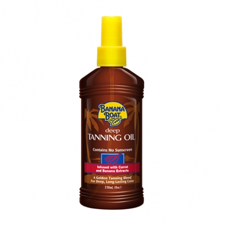 Deep Tanning Oil