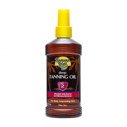 Deep Tanning Oil SPF2