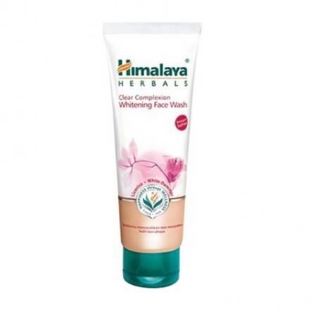 Clr Complex Whitening Face Wash