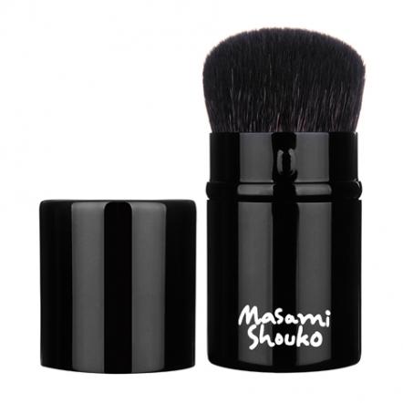 Mini Retractable Powder Brush