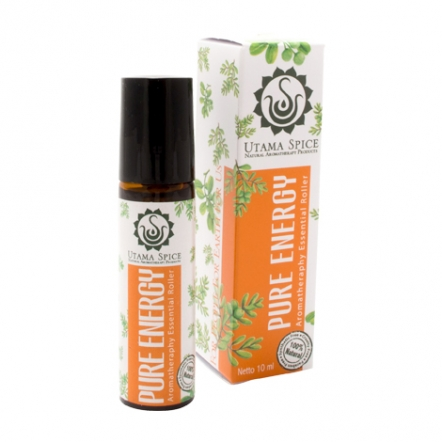 PURE ENERGY Aromatherapy Essential Roller