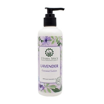 Lavender Coconut Lotion