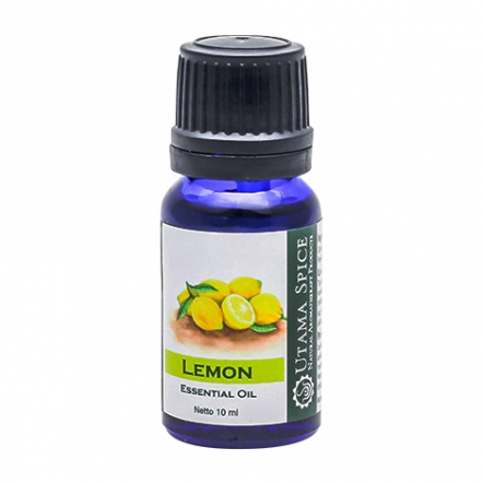 Essential Oils Lemon 10 ml