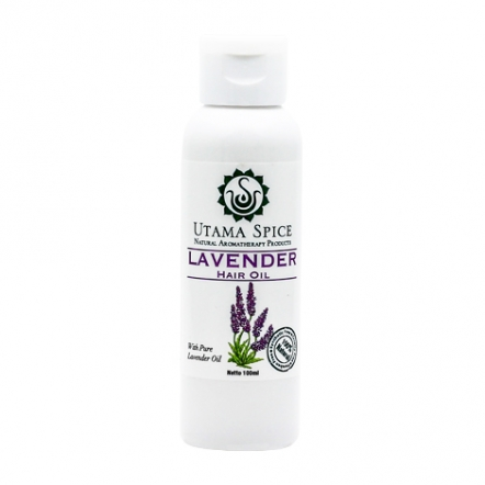 Hair Oil Lavender 100 ml