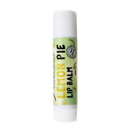 Lip Balm Lemon Pie