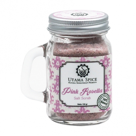 Salt Scrub Pink Rosella