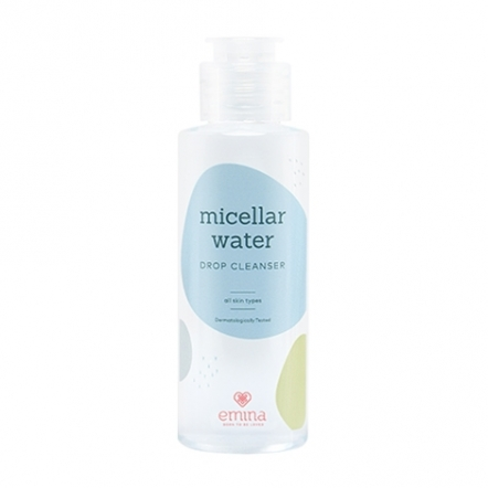Emina Micellar Water Drop Cleanser