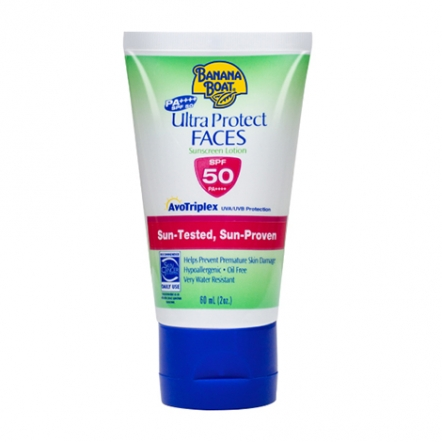 Ultra Protect Faces Sunscreen Lotion SPF 50 - 60ml