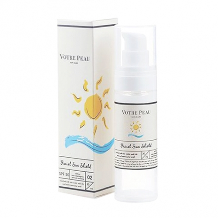 Facial Sun Shield SPF 50