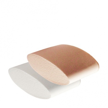 Masami Shouko 2P Oval Makeup Sponge