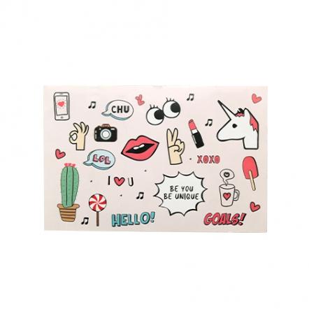 Mizzu Tumbler + Sticker