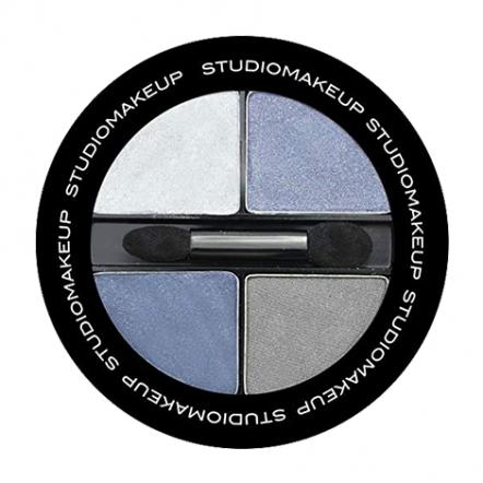 Studio Makeup Eyeshadow Quartet Moonglow