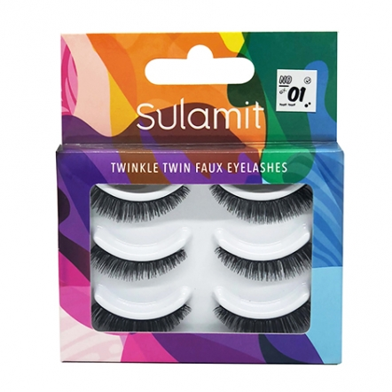 Sulamit Twinkle Twin Faux Eyelashes