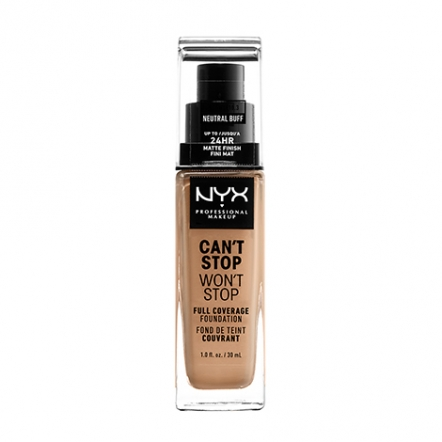 Can't Stop Won't Stop Foundation (Won't Stop Foundation - Nude)