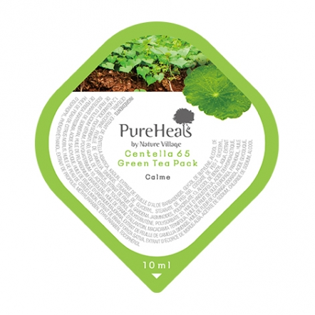 Centella 65 Green Tea Pack Blister