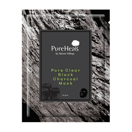 Pore Clear Black Charcoal Mask