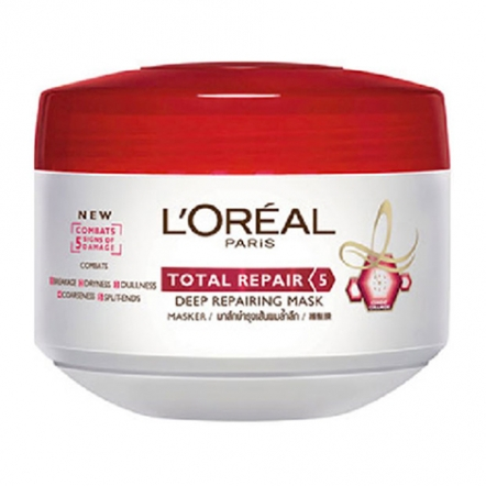 Total Repair Hair Spa Mask