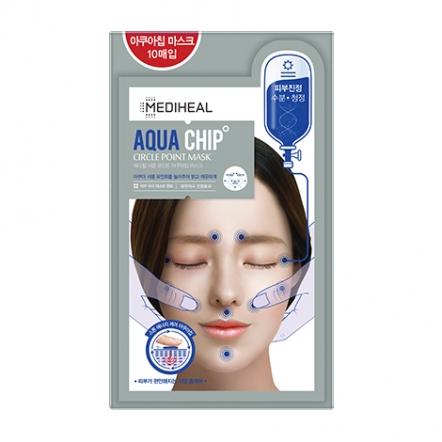 Circle Point AquaChip Mask