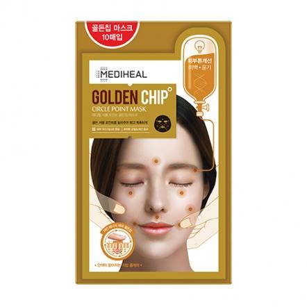 Circle Point GoldenChip Mask