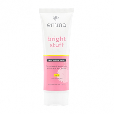 Jual Skin Care Bright Stuff Moiturizing Cream | Sociolla