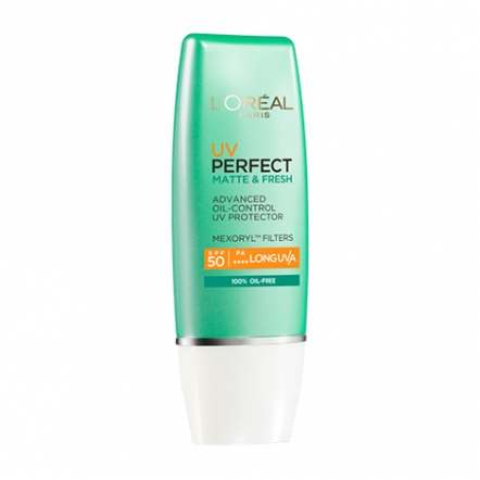 UV Perfect Matte & Fresh Long UV SPF 50 / PA ++++