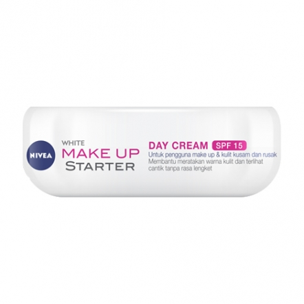 Face Care Make Up Starter White Crème