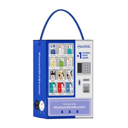 Mediheal Vending Machine Mask Box