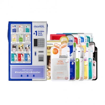 Mediheal Vending Machine Mask Box