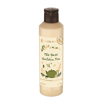 Christmas Edition Golden Tea Body Lotion
