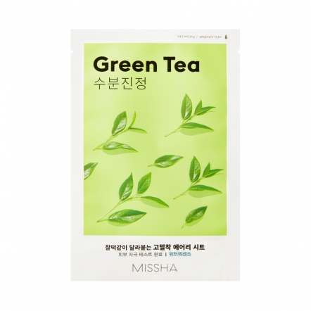 Airy Fit Sheet Mask Green Tea