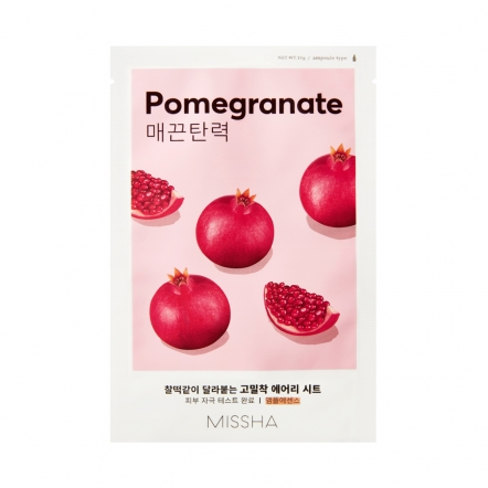 Airy Fit Sheet Mask Pomegranate