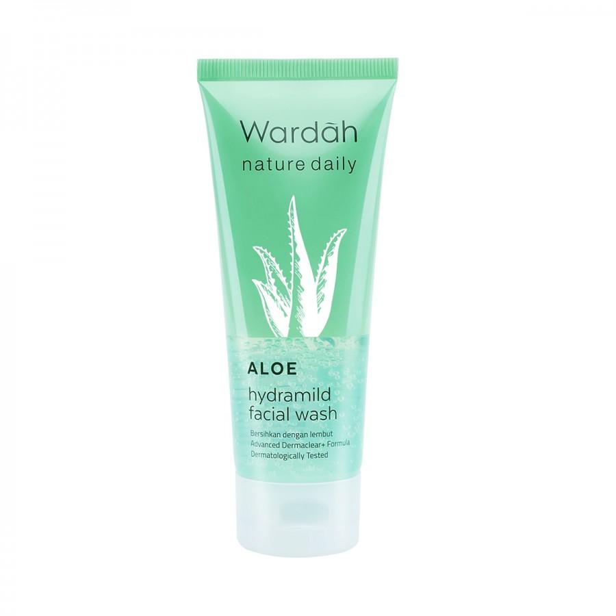 Aloe Hydramild Facial Wash