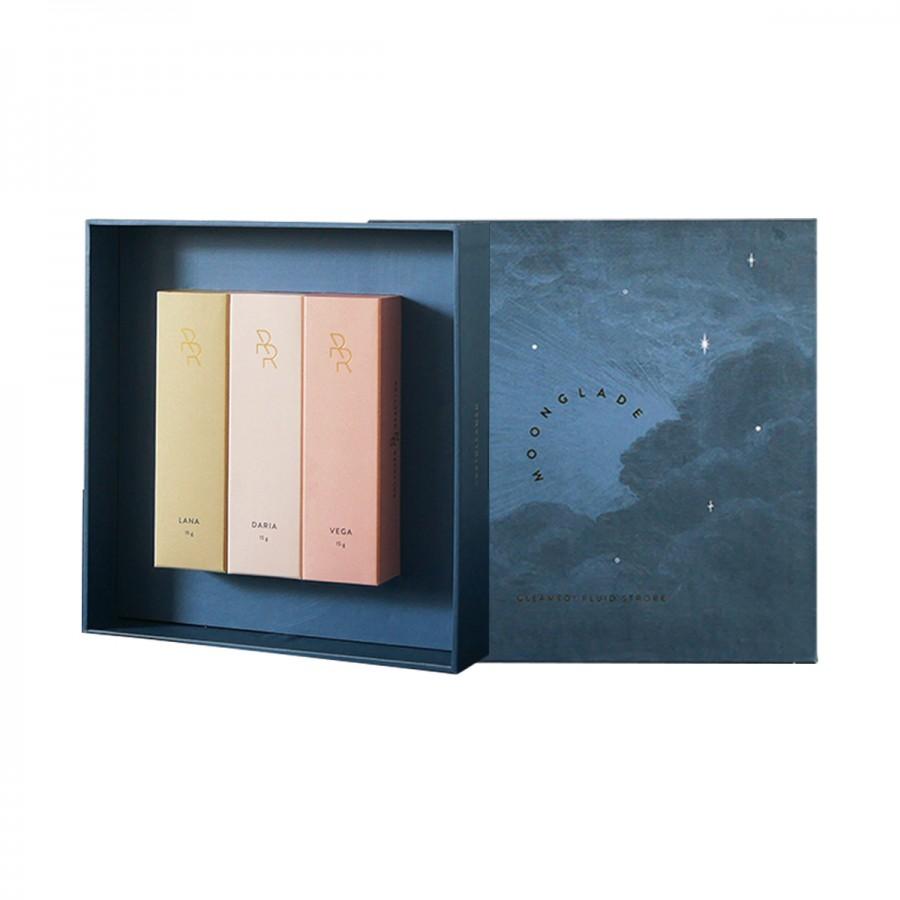 MOONGLADE GLEAMED Fluid Strobe Set