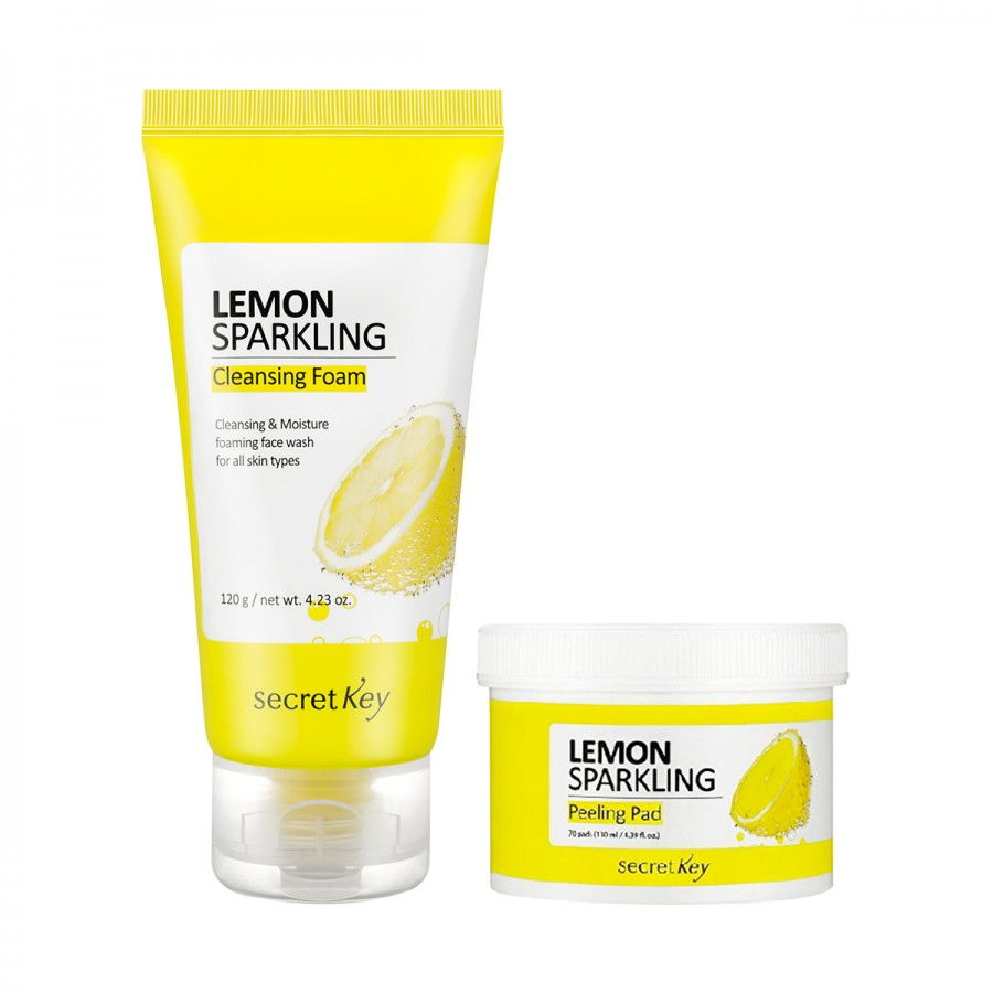 Lemon Sparkling Pack