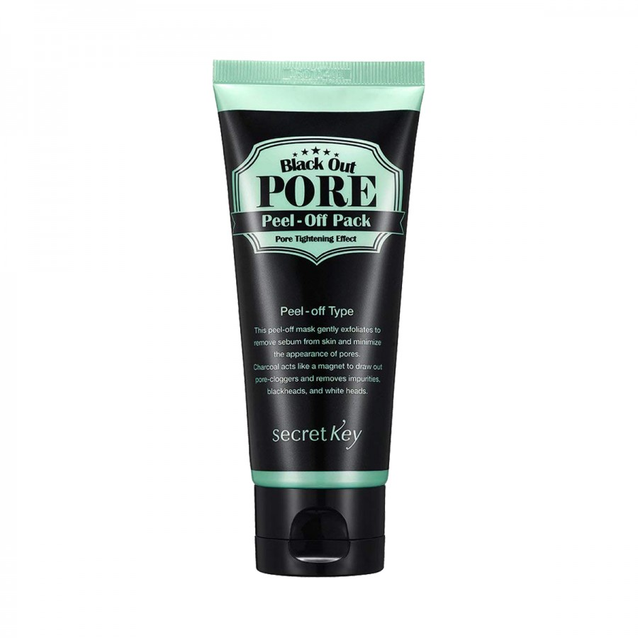 Black Out Pore Peel-Off Pack
