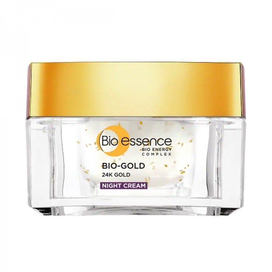 Bio Gold Night Cream