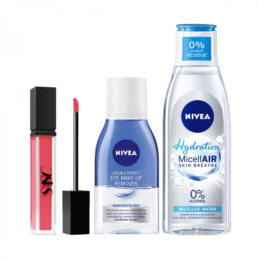 NIVEA x SASC Cosmetic Fulfiling Dream