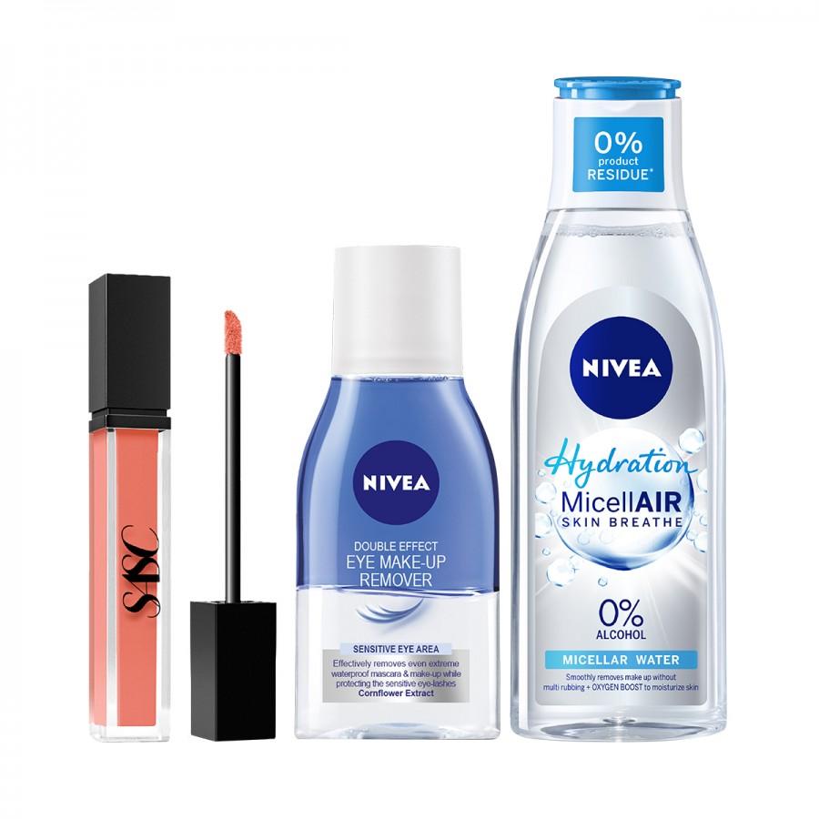 NIVEA x SASC Cosmetic Heroine