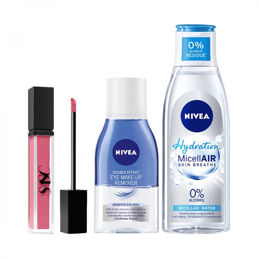 NIVEA x SASC Cosmetic Miraculous