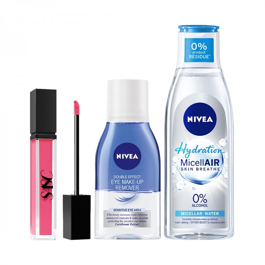 NIVEA x SASC Cosmetic Miss Independent