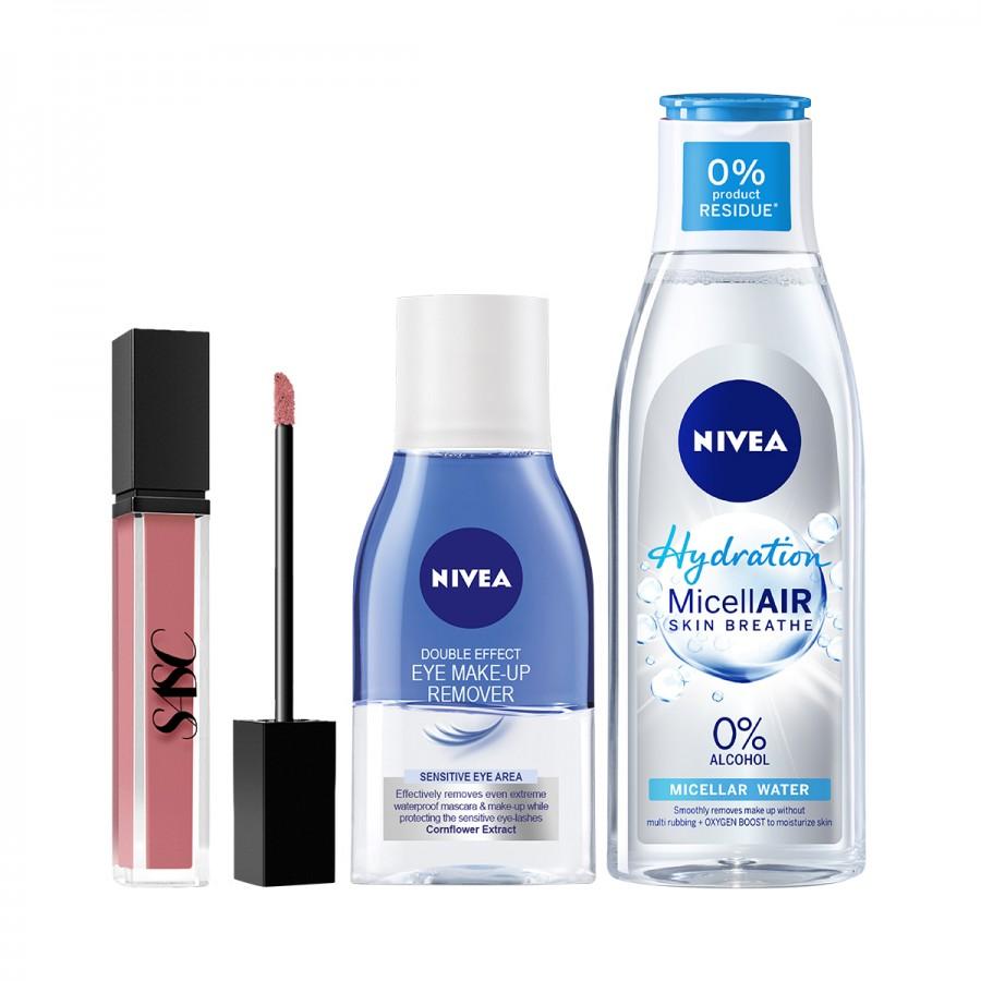 NIVEA x SASC Cosmetic Truly Mazing