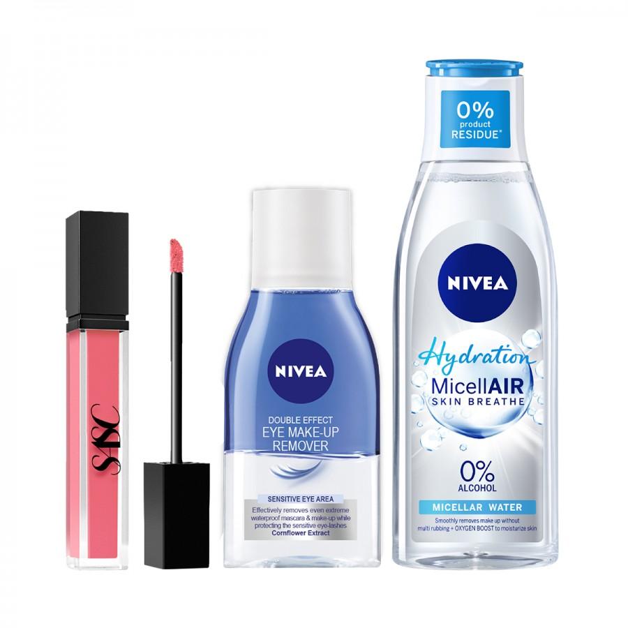 NIVEA x SASC Cosmetic Dazling Deeds