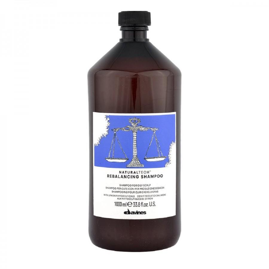 Natural Tech Rebalancing Shampoo for Oily Scalp & Hair