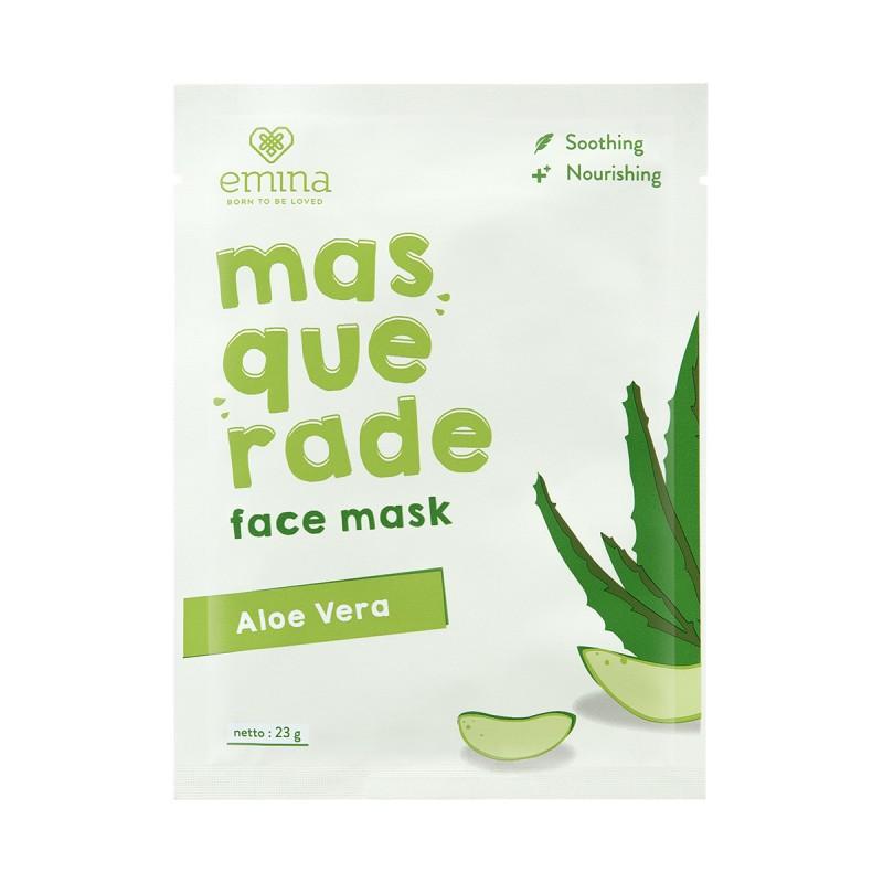 Jual Emina Masquerade Face Mask | Sociolla